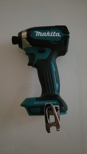 New Makita 18-Volt LXT Lithium-Ion 1/4 in. Impact Driver (XDT13) for Sale in Hemet, CA