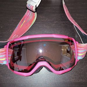 Pink Reflective Girls Smith Goggles for Sale in Seattle, WA
