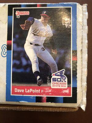 1988 Donruss Baseball card set for Sale in Hillsboro, OR