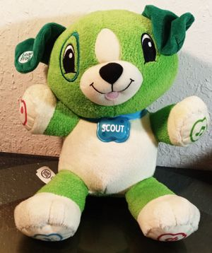 Leapfrog My Pal Scout learning plush for Sale in Oklahoma City, OK