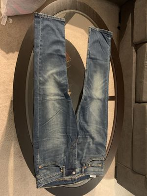 Levi 511 jeans size (36x30) like new for Sale in Gaithersburg, MD