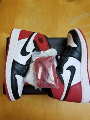 JORDAN 1 RETRO HIGH OG BG SZ 5Y for Sale in Brockton, MA