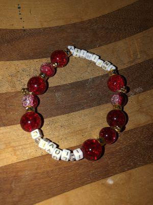 Infiniti I love you bracelet for Sale in Stockton, CA