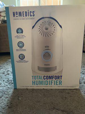 Homedics Total comfort humidifier for Sale in Inglewood, CA