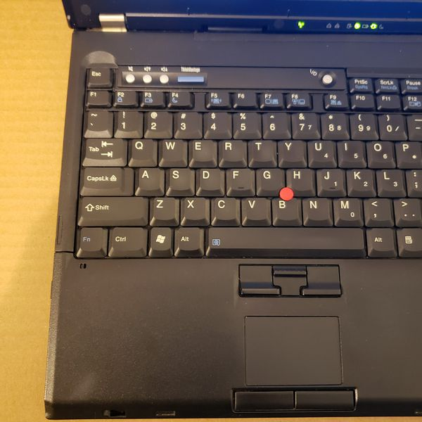 Lenovo T61 ThinkPad Laptop Computer