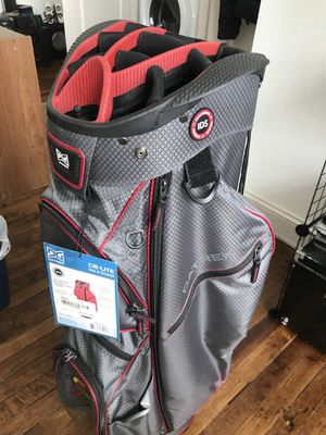 Datrek golf clubs bag for Sale in Philadelphia, PA