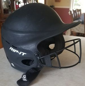Youth fast pitch softball/baseball Batting Helmet for Sale in Stratford, CT
