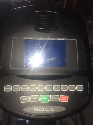 SOLE exercise bike for Sale in Weston, WV