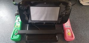 Wii U with gamepad for Sale in Streamwood, IL
