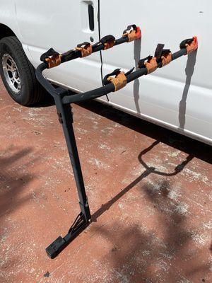 4 Bike Hitch Rack Carrier for Sale in Miami Gardens, FL