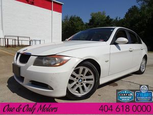 2006 BMW 3 Series for Sale in Doraville, GA