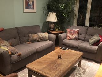 FREE Couch And Loveseat On 12th And Judah for Sale in San Francisco,  CA