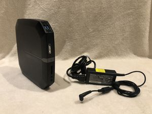 Acer small form computer $75 for Sale in Homestead, FL