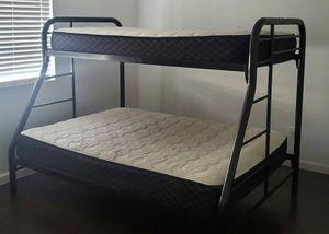 Metal bunk beds for Sale in Bakersfield, CA