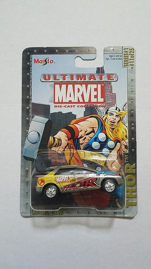 Maisto Ultimate Marvel Thor series 1 # 11 for Sale in Kissimmee, FL