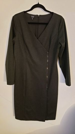 Black Grey Zippered Dress for Sale in Anchorage, AK
