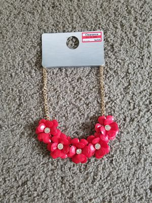 Floral necklace for Sale in Sherwood, OR