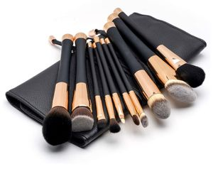 Fancii Professional Makeup Brush Collection, 12pcs Set High End Cosmetic Brush, Cruelty Free Synthetic Bristles for Foundation Blending Powder Blush for Sale in Rosemead, CA