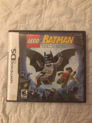LEGO Batman: the video game Nintendo Ds for Sale in Hollywood, FL