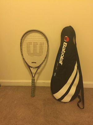 Tennis bag / tennis racket for Sale in Garner, NC