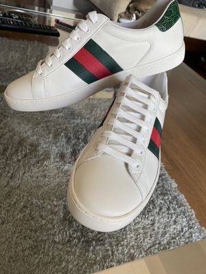 Gucci Ace Sneaker Size 10 for Sale in Houston, TX