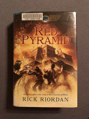 The Red Pyramid by Rick Riordan for Sale in Avon Park, FL