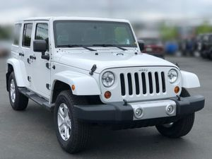 2012 Jeep Wrangler for Sale in Monroe, WA