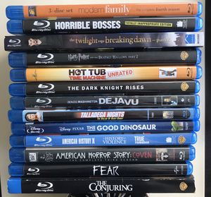13 BLU-RAY Movies for Sale in Denver, CO