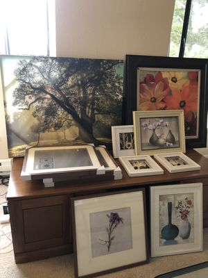 Various arts and pictures for Sale in San Mateo, CA