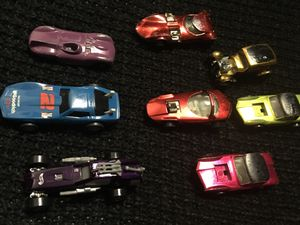 Hot wheels Redlines Toy Cars Tootsie Toys too for Sale in Chandler, AZ