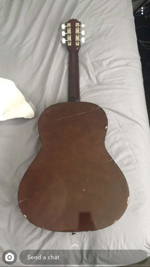 HOHNER acoustic guitar for Sale in Kendale Lakes, FL