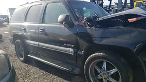 2002 Chevy Tahoe 2 wheel drive parting out for Sale in Woodland, CA