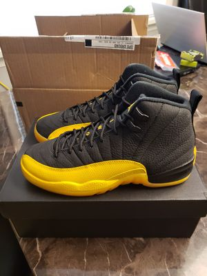 Air Jordan 12 Retro GS University Gold for Sale in Seattle, WA
