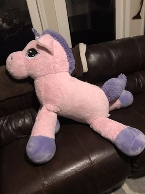 Pink 4 foot unicorn for Sale in Fontana, CA