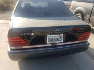 Mercedes 400se parts for Sale in Victorville, CA
