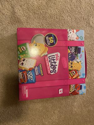 Shopkins Real Littles Complete Case for Sale in Seattle, WA