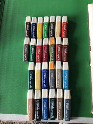 Vintage paint pens for Sale in Carlsbad, CA