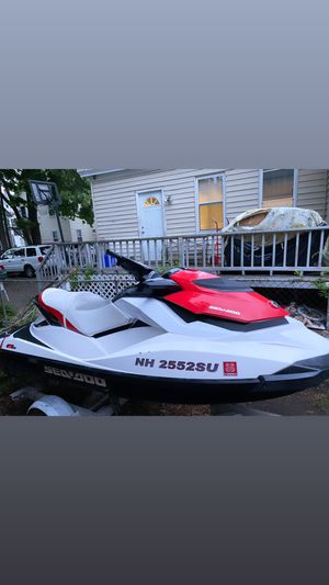 2011 seadoo jet ski perfect conditions for Sale in Lawrence, MA