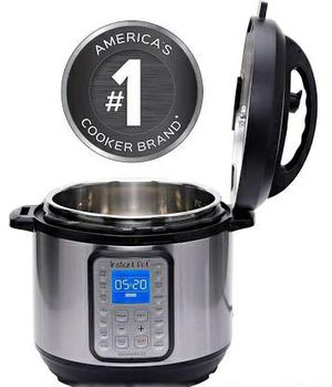 INSTANT POT Duo PLUS 60, 9 in 1 Multi-Cooker (NEW) for Sale in Palmdale, CA
