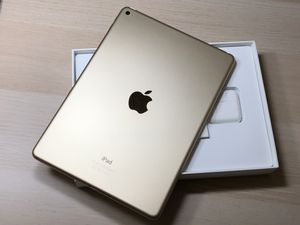 Apple ipad air 2 second gen 16gb Gold for Sale in Kirkland, WA