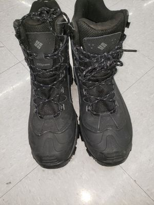 boots columbia ready for work in very good condition.size 10 for Sale in Snohomish, WA