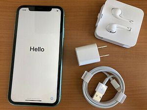 Apple iPhone 11 - 64GB - Green (T-Mobile) A2111 (CDMA + GSM) for Sale in Eden, NY