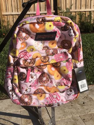 Jansport Donut Backpack for Sale in Orlando, FL