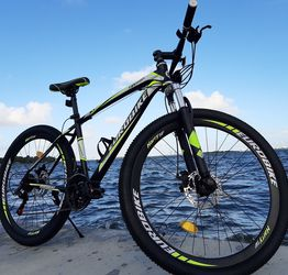 27.5 inch Mountain Bike . UNISEX. 21 Speeds. BRAND NEW! Professionally Assembled. FIRM PRICE! for Sale in Miami,  FL