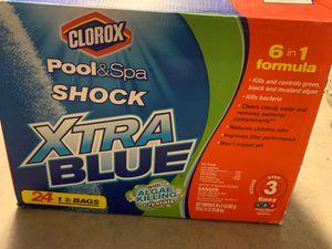 Pool & spa shock 1lb packs for Sale in Fresno, CA