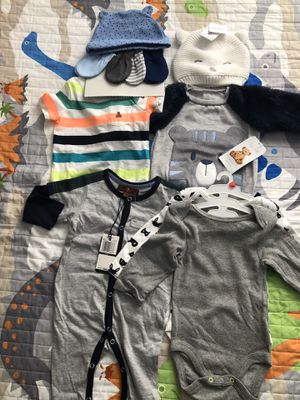 Baby Clothes Brand New for Sale in Bowie, MD