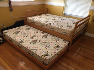 Bed Frame with Mattress for Sale in Miami, FL