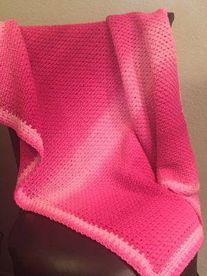 Baby Blanket or Lap Blanket - Handmade for Sale in Glendora, CA