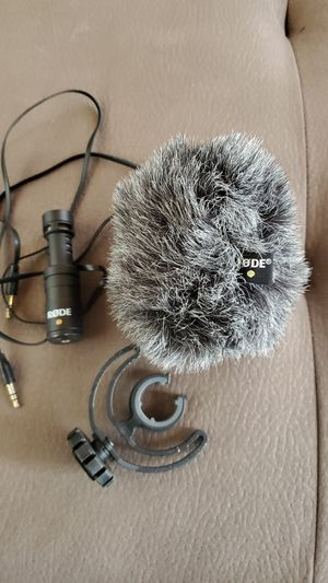 rode mic with deadcat for Sale in Redwood City, CA