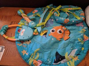 Discontinued/limited Bright Starts Finding Nemo Sea of Activities door jumper for Sale in Fresno, CA